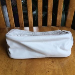 Dior Bags - Dior Beauty White quilted cosmetic bag